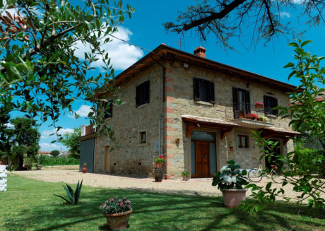 Spacious villa in the center of Castiglion Fiorentino with Parking, Internet, Washing machine, Air conditioning