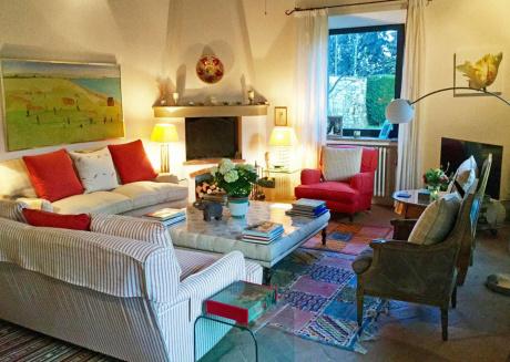 Spacious villa in Gaiole In Chianti with Parking, Internet, Washing machine, Pool
