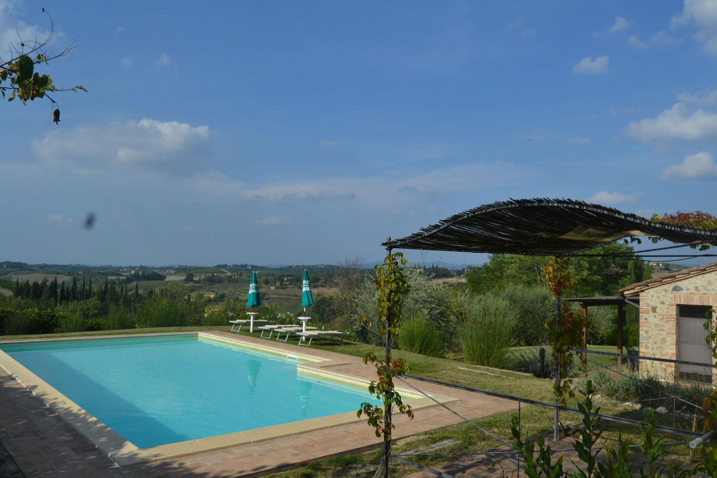 Spacious villa in San Gimignano with Parking, W... Slide-3
