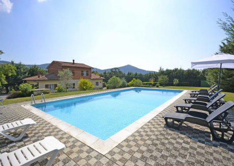 Spacious villa in Il Passaggio with Parking, Internet, Washing machine, Air conditioning