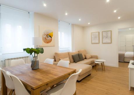 Cozy apartment in the center of San Sebastián with Lift, Internet, Washing machine