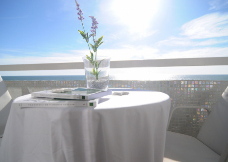 Cozy apartment in the center of Pineda de Mar with Lift, Internet, Washing machine