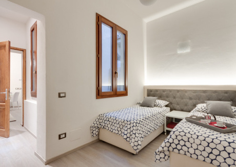 Cozy apartment in the center of Florence with Internet, Air conditioning, Terrace