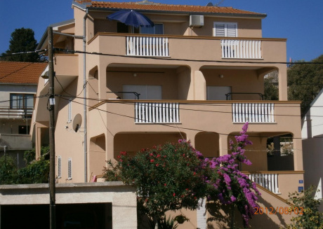 Cozy apartment in the center of Tkon with Parking, Internet, Air conditioning, Balcony