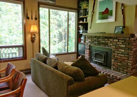 Condo #59- Fireplace, Washer/Dryer, Sleeps-6!