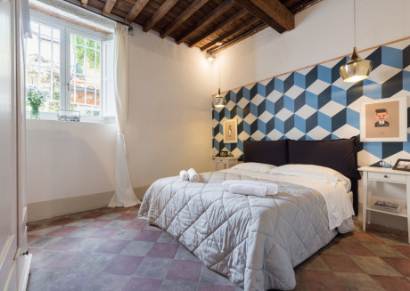 Cozy apartment in the center of Florence with Internet, Air conditioning