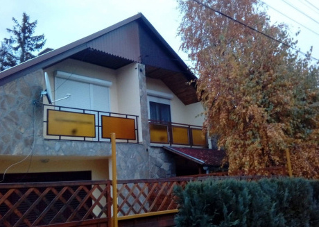Cozy house in the center of Fonyód with Internet, Washing machine, Balcony, Garden