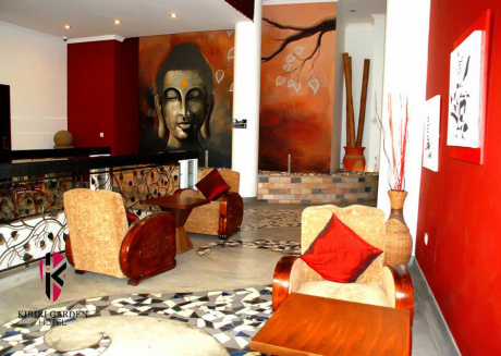 Cozy apartment in Bujumbura with Lift, Internet, Washing machine, Air conditioning