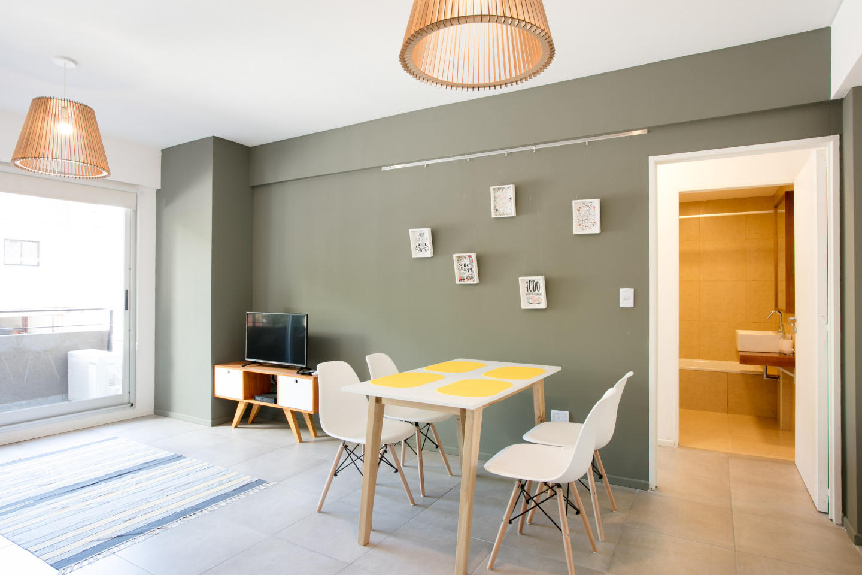 Amazing apartment in Palermo Holywood Slide-2