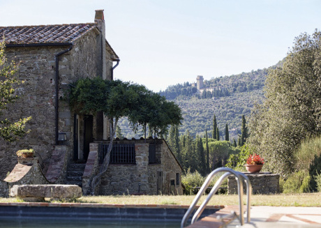 Cozy house in Cortona with Parking, Internet, Washing machine, Pool
