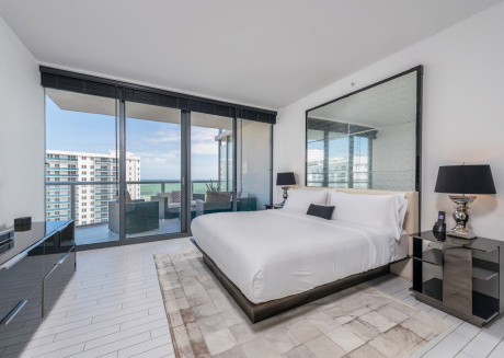 W South Beach Ocean View Private Residence—Everything at Your Fingertips