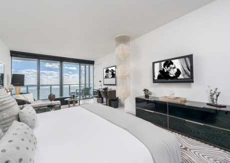 W South Beach Full Oceanfront Private Residence—Everything at Your Fingertips