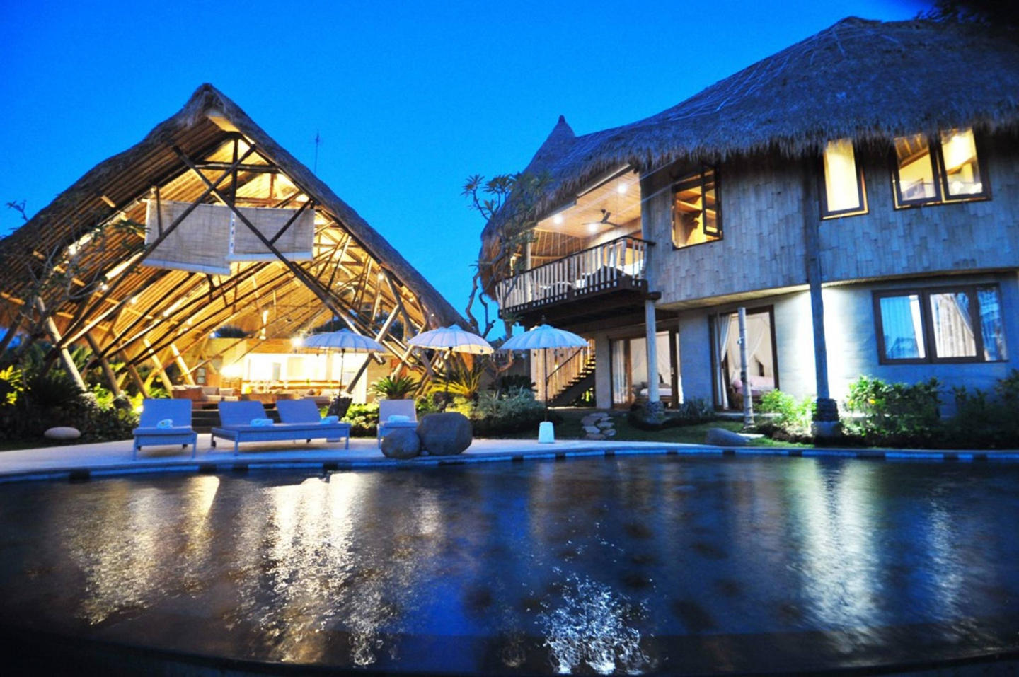 Spacious house in Ubud with Internet, Pool, Garden Slide-3