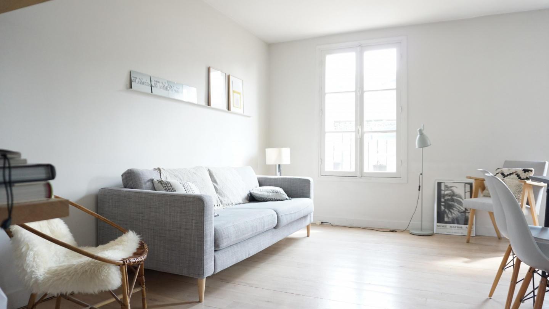 Cozy apartment in Paris with Lift, Internet Slide-1