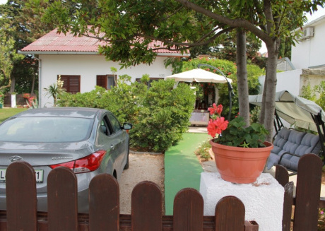 Cozy apartment in Privlaka with Parking, Internet, Washing machine, Air conditioning