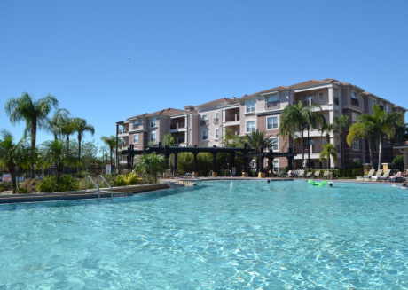 Vista Cay 3 Bed 2 Bath WOW Steps to Pool LOOK