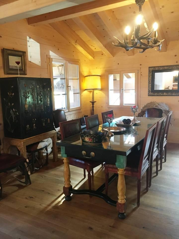 Cozy apartment close to the center of Saanen wi... Slide-2