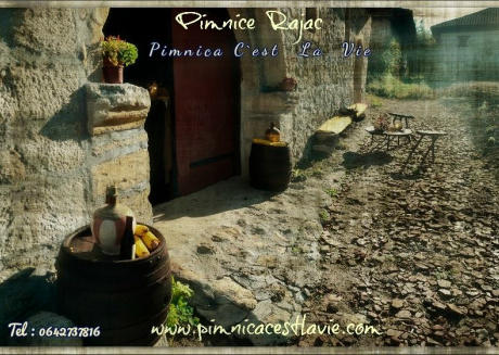 Rajacke pivnice-Country house C`est la Vie