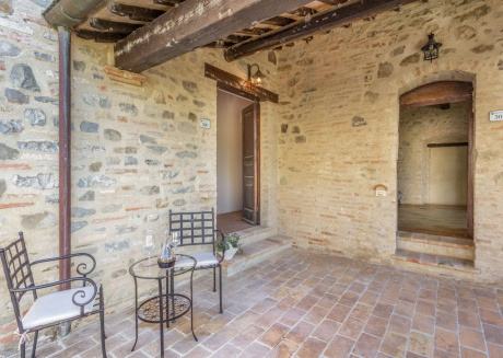 Cozy country house in Montone with Parking, Internet, Pool, Garden
