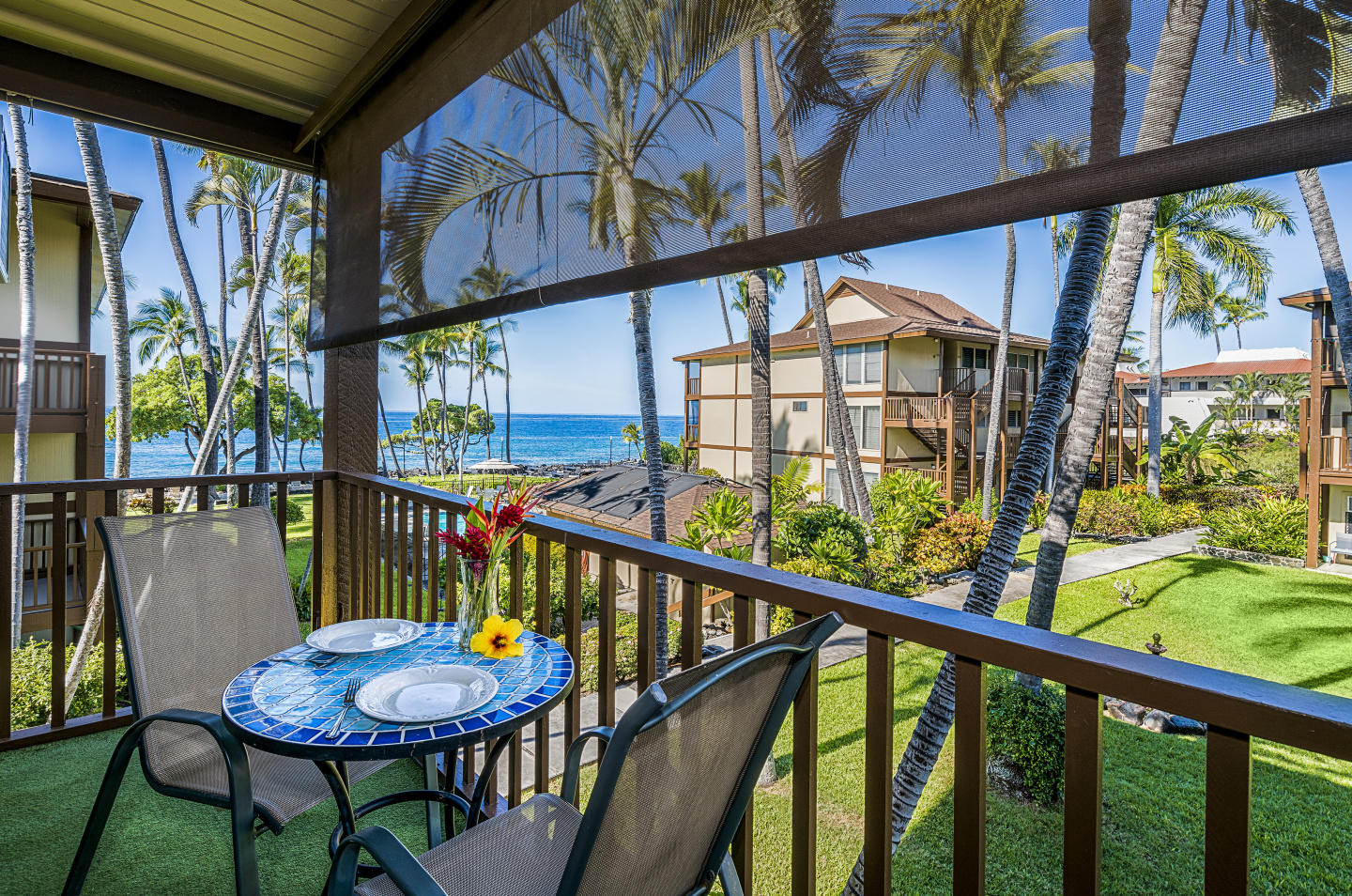 Kona Isle C28. Corner Unit, 2nd Floor, Ocean Vi... Slide-1