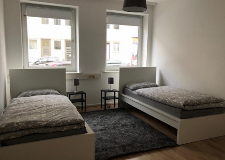 Spacious apartment in the center of Hanover with Parking, Internet, Washing machine
