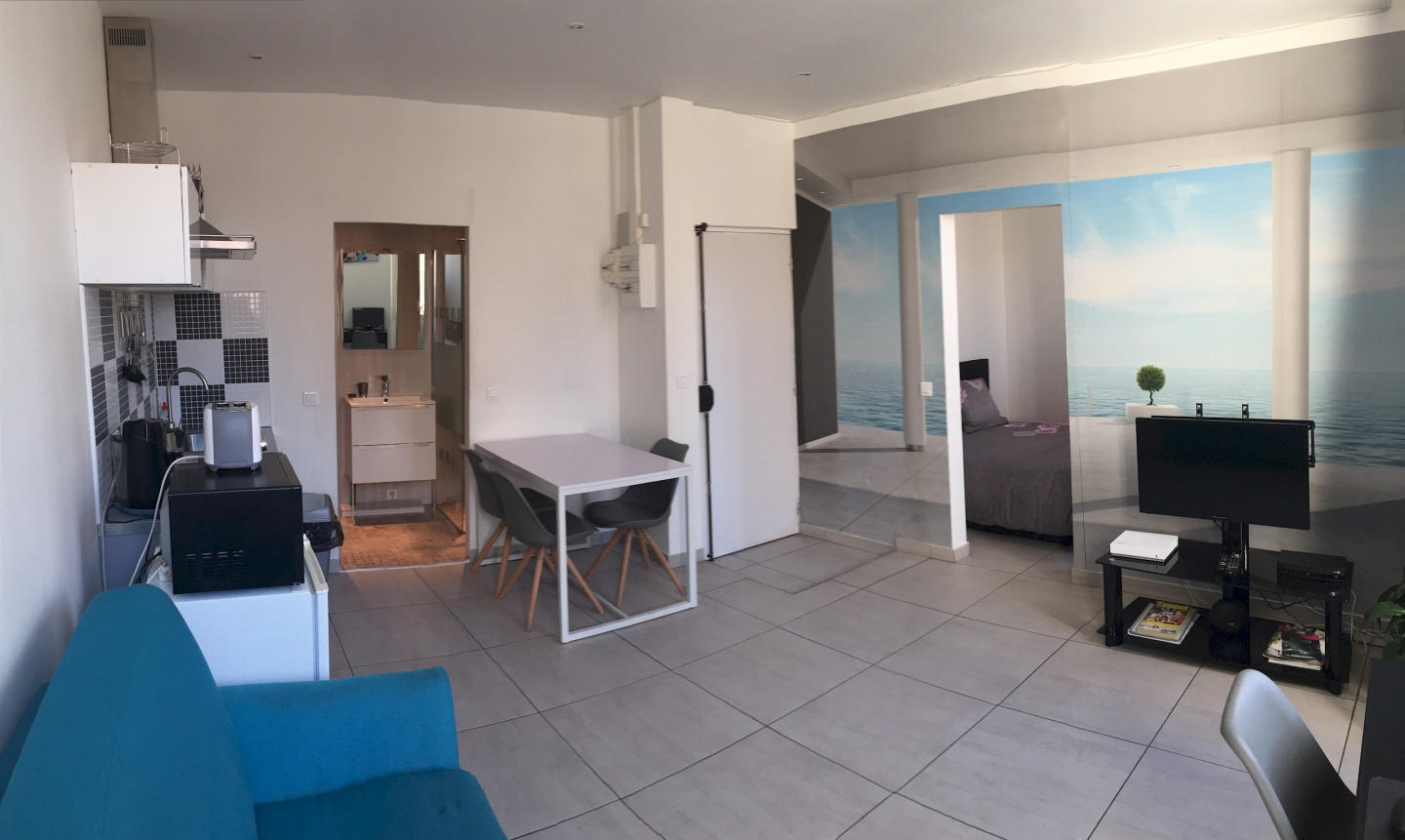 Cozy apartment in the center of Marseille with ... Slide-3