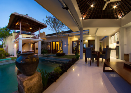 Spacious house in South Kuta with Parking, Internet, Air conditioning, Balcony