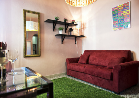 Cozy apartment in the center of Florence with Lift, Internet, Air conditioning