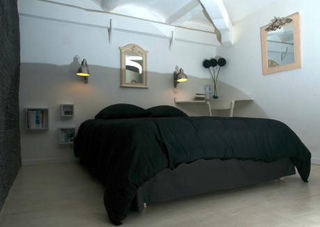 MarseilleCity - Loft Side Room