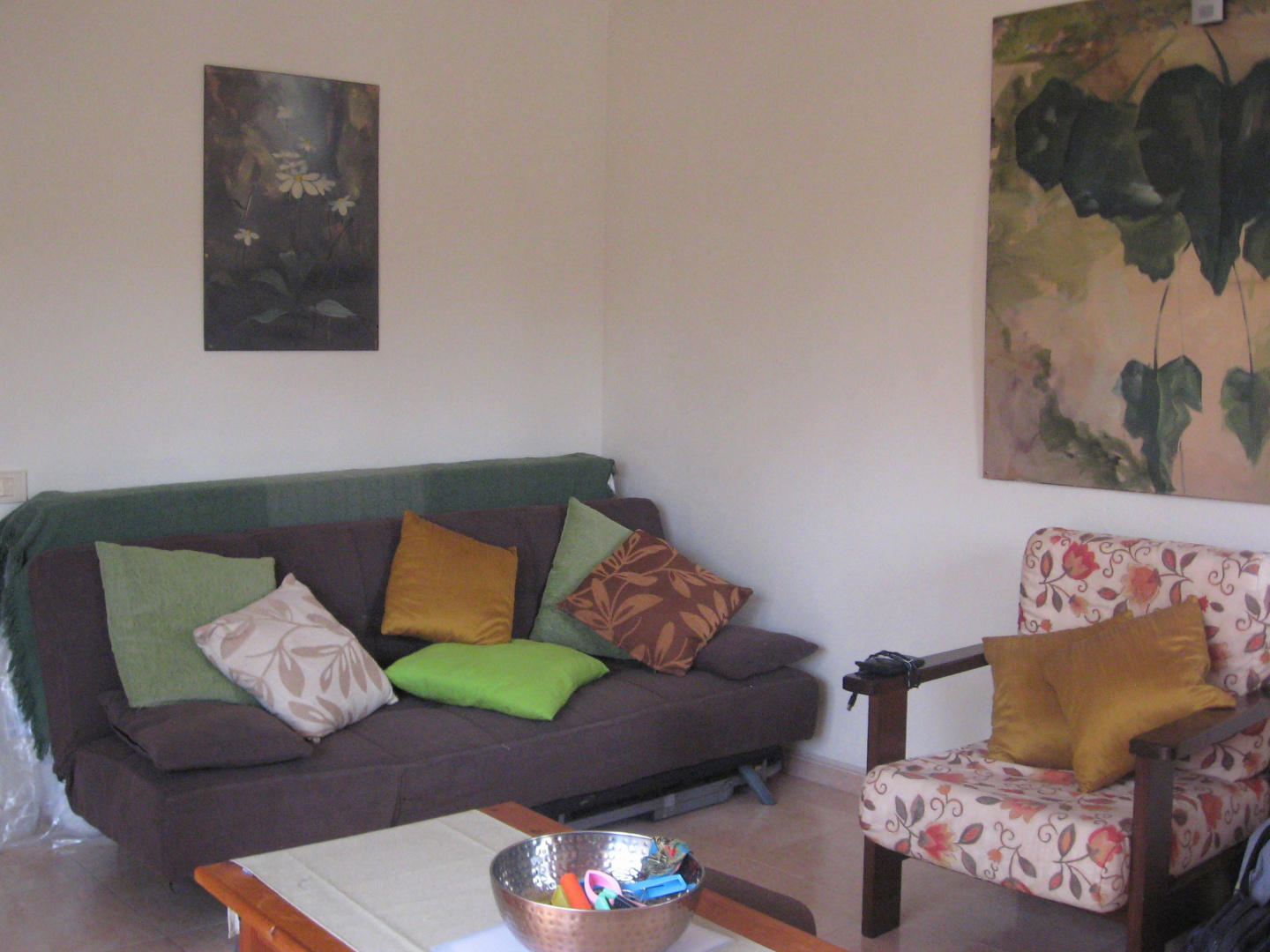 Sunny, Cosy apartment on Ist Floor of holiday c... Slide-3