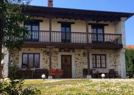 Casa Angel de Xuanín, your holiday home in Asturias.