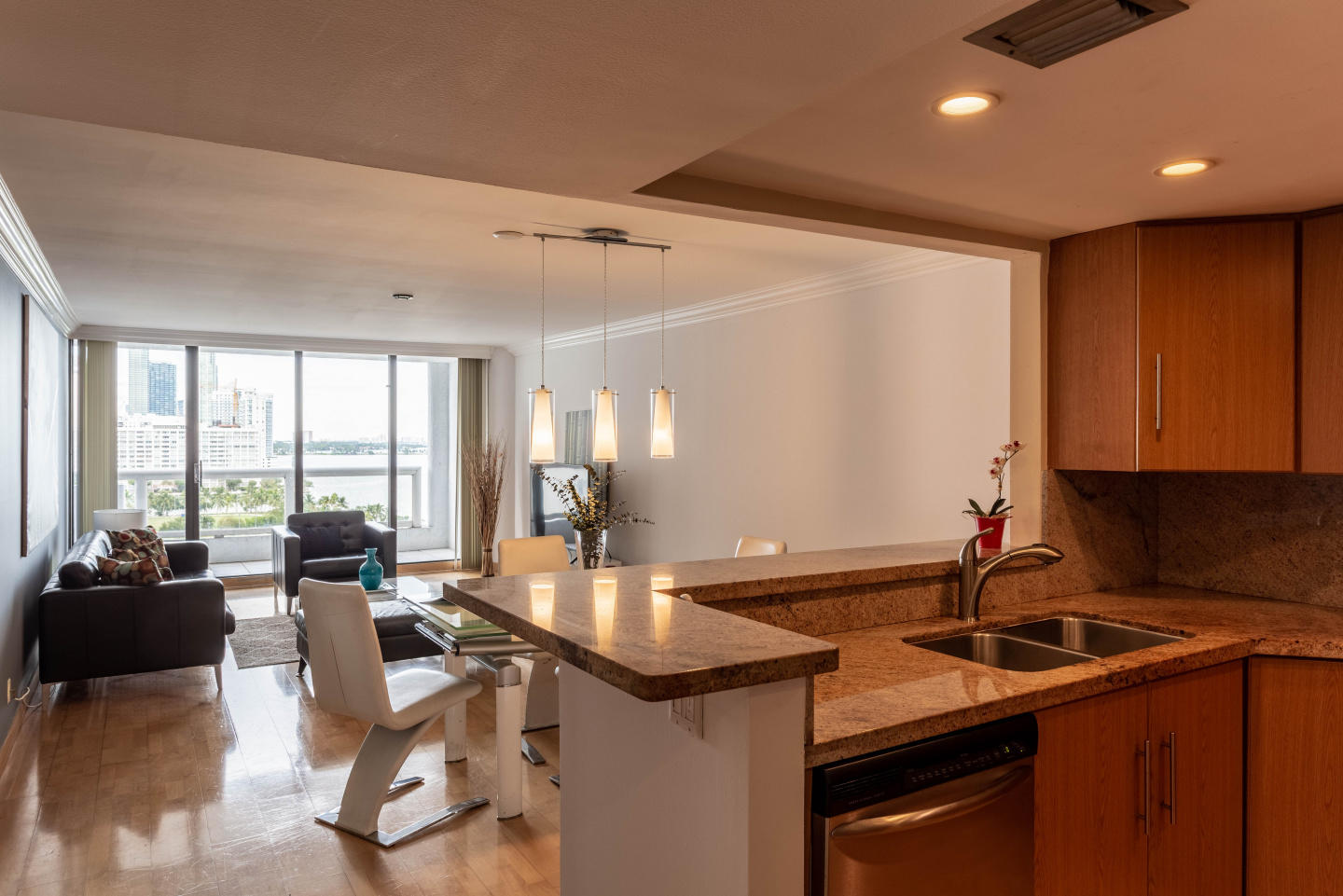Spacious apartment in Miami with Parking, Inter... Slide-3
