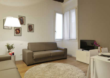 Cozy apartment in the center of Venice with Internet, Washing machine, Air conditioning