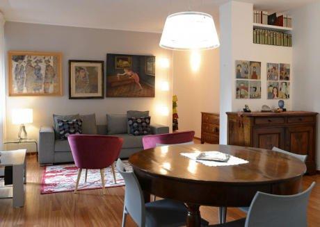 Suite 61 - Family Art Apartment