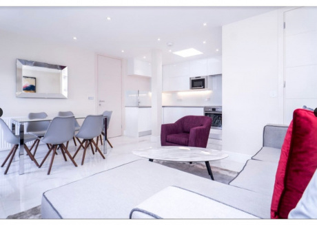 23 Harley Street · First Class 3 Bedroom Penthouse In Marylebone