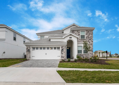 6 Bedroom - Champions Gate (9054SD)