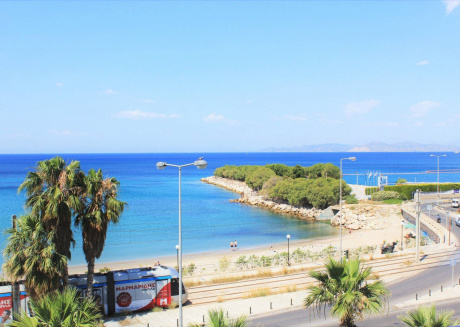 Spacious apartment very close to the centre of Alimos with Lift, Internet, Washing machine, Balcony