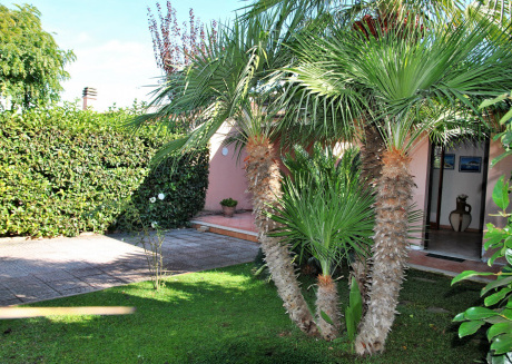 Cozy house in Fondi with Internet, Washing machine, Air conditioning, Garden