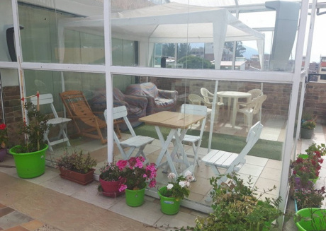 Spacious apartment in the center of Cusco with Internet, Washing machine, Garden, Terrace