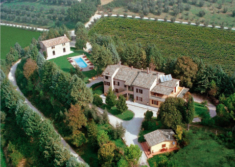 Spacious house in Perugia with Internet, Washing machine, Air conditioning, Garden
