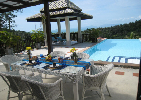 Spacious house in Ko Samui with Internet, Washing machine, Air conditioning, Pool