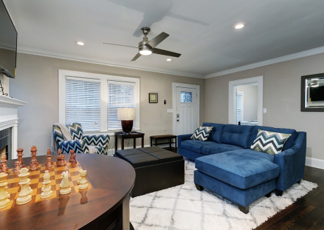 Spacious house in Atlanta with Internet, Washing machine, Air conditioning