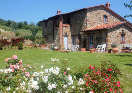 Spacious country house in Piegaro with Parking, Internet, Washing machine, Air conditioning