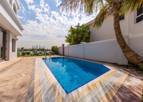 Cozy villa in Dubai with Internet, Air conditioning