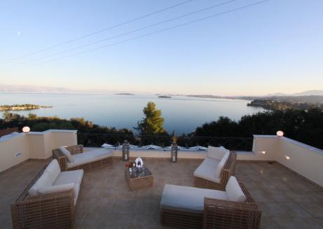 Villa Kommeno Bay 1 , Corfu
