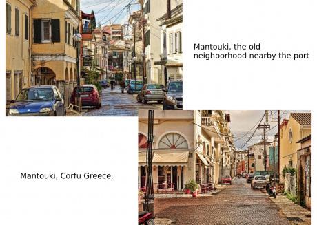 Corfu island,cozy apartment next to Old Corfu Town, to the port of Corfu