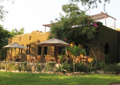 Have a great experience staying in one the tents at Fort Murchison