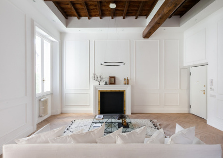 Spacious apartment in the center of Rome with Lift, Internet, Air conditioning