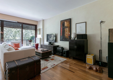 Spacious apartment in Milan with Lift, Internet, Washing machine