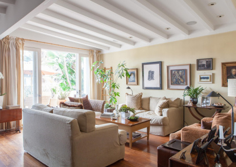 Spacious apartment close to the center of Manhattan Beach with Internet, Washing machine, Terrace